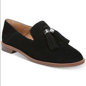 Franco Sarto Hadden Suede Loafers size 9.5